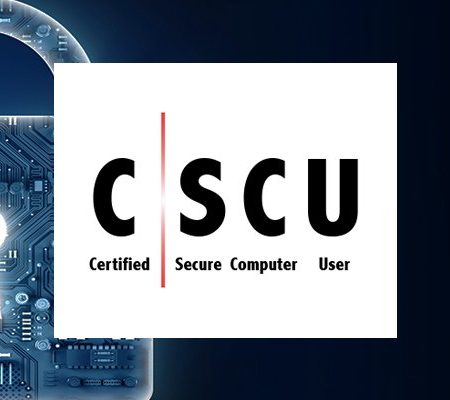 Certified Secure Computer User (CSCU) – OFFICIAL EC-COUNCIL COURSE