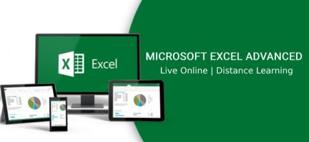 Advanced Microsoft Excel – Live Online | Distance Learning
